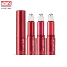 THE FACE SHOP Metal Lip Color 3.5g [Marvel Collaboration]
